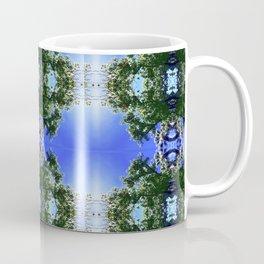 Hoola Tree Photography by Cecilia Lee Nature + Garbage Coffee Mug