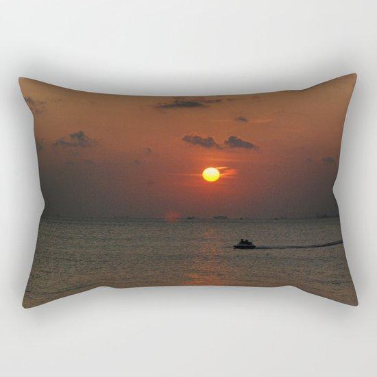 SUN Rectangular Pillow