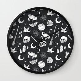 Secret Society Wall Clock