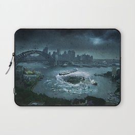 The Big Swallow Laptop Sleeve