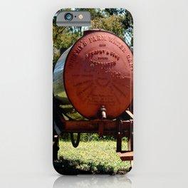 "Furphy's ""1920"" water Cart iPhone Case"