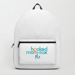 Hooked on Montauk Backpack