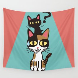 The Cats Wall Tapestry