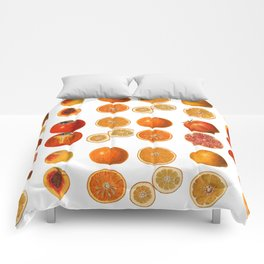 Fruit Attack Comforters
