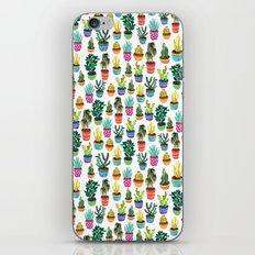 Cacti by Veronique de Jong iPhone & iPod Skin