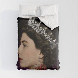 Queen Noir Comforters
