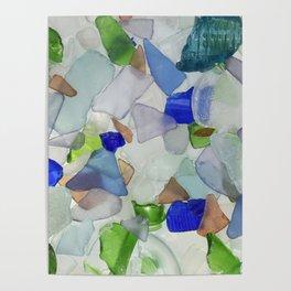 Art Glass Poster