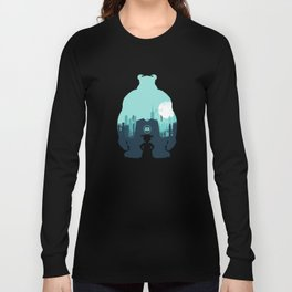 Welcome To Monsters, Inc. Long Sleeve T-shirt