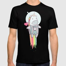 Space Unicorn! T-shirt