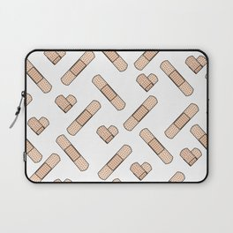 Bandage Pattern Laptop Sleeve