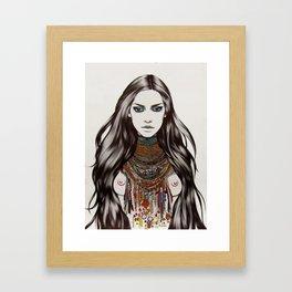 Santo Corpo Framed Art Print