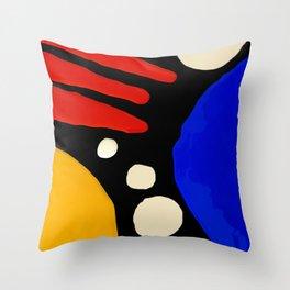 STRANGE DAYS Throw Pillow