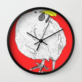 ChickChick Wall Clock