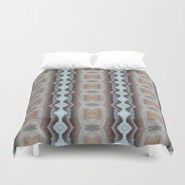 Botswana Agate Duvet Cover