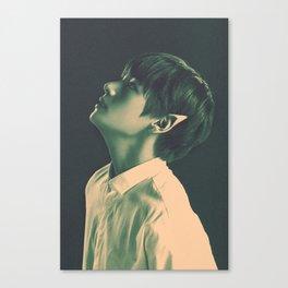 YNWA Elf Tae Canvas Print