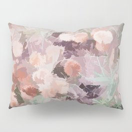 Pastel Forest Clearing Pillow Sham