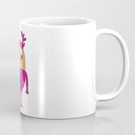 Reindeer Egg Coffee Mug