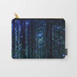 Magical Woodland Carry-All Pouch