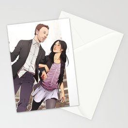 Walk and Talk Stationery Cards