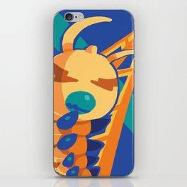 Kunemon iPhone Skin