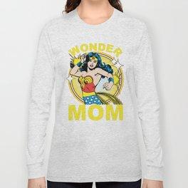 Wonder Mom Long Sleeve T-shirt
