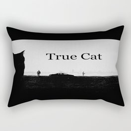 True Cat Rectangular Pillow
