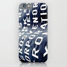 Banner  iPhone 6s Slim Case