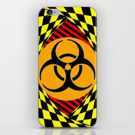 Biohazard iPhone Skin