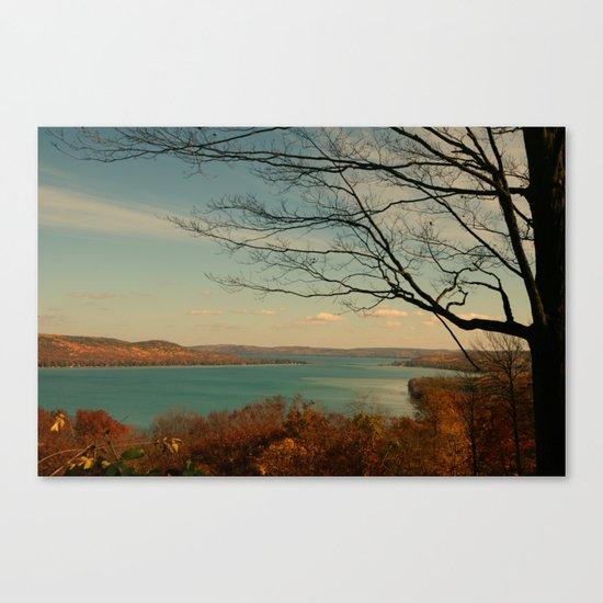 Splendid Autumn Canvas Print