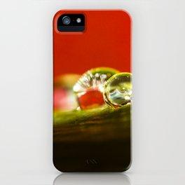 tulip_12 iPhone Case