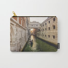 Venice's sunset Carry-All Pouch