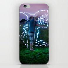 Devil Shark W/JMR1 iPhone & iPod Skin