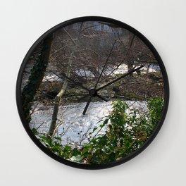 Riverbank Wall Clock