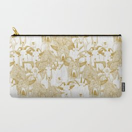 just goats gold Carry-All Pouch
