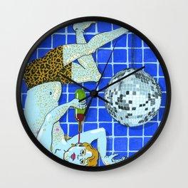 Earful Wall Clock