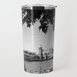 The River Seine Travel Mug