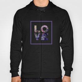Succulent Uv LOVE #society6 #love #ultraviolet Hoody