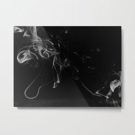 smokedrift 08: breath Metal Print
