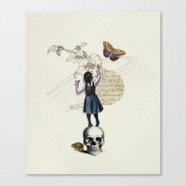 LittleWriter Canvas Print