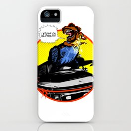 Mr. T(Rex) iPhone Case