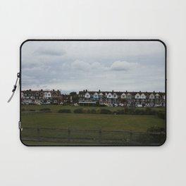 Littlehampton Beach_6 Laptop Sleeve
