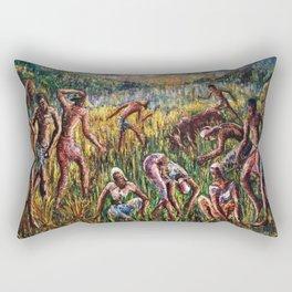 The Field Harvest Rectangular Pillow