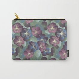 Dreamy Nasturtia Carry-All Pouch