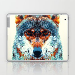 Wolf - Colorful Animals Laptop & iPad Skin