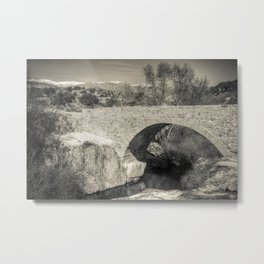 Medieval bridge #2 Metal Print