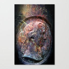 Dyed Soul Canvas Print