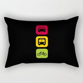 Transport Rectangular Pillow