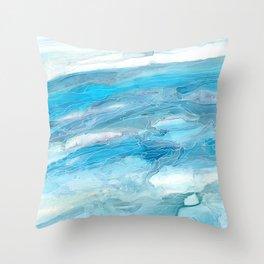 Ocean 25 Throw Pillow