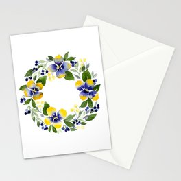 You're Such A Pansy Stationery Cards
