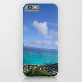 Lanikai iPhone Case